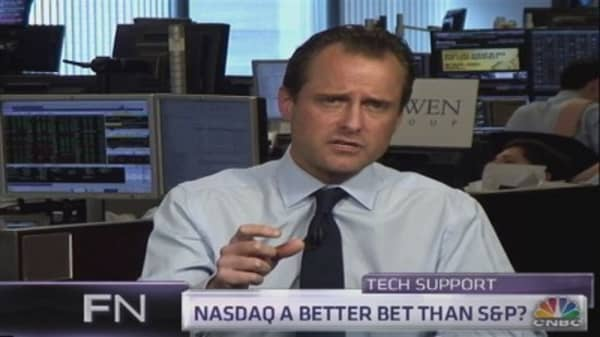 Cowen¿s Seaburg: Why hedge funds will rush into tech
