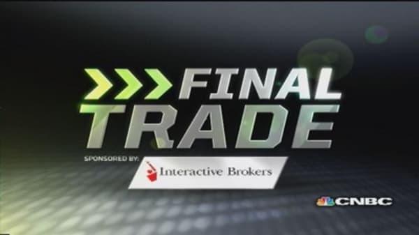 FM final trade: BHP, TLT, C & RSG,