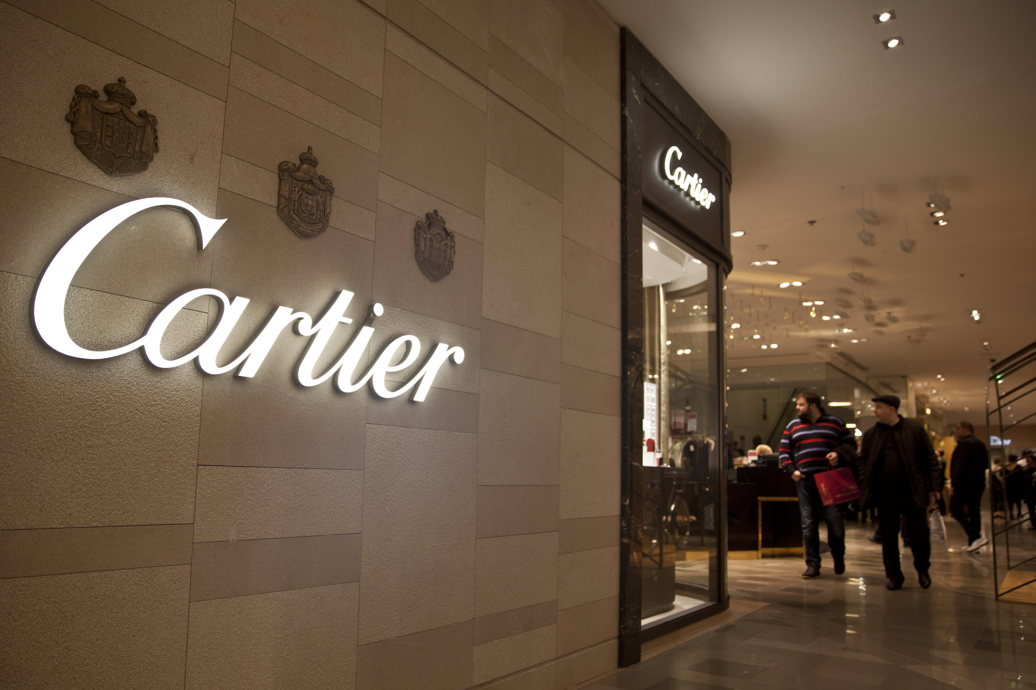 63b7c6b96ae Richemont revamps management as challenges loom