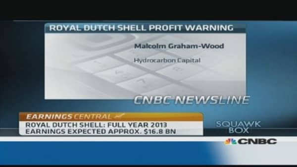Shell earnings 'disappointing': Pro