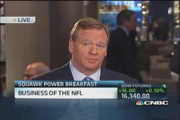 The business of gaining NFL viewers