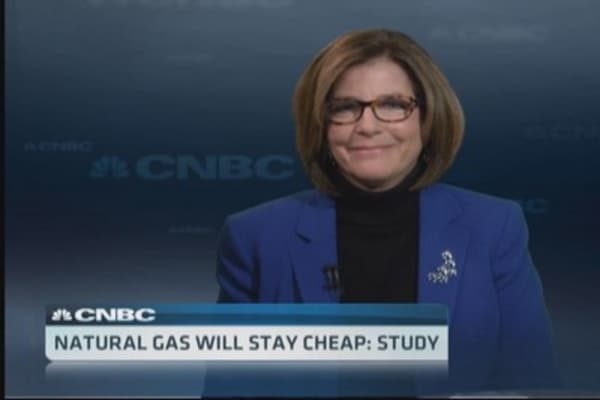 Why natural gas could stay cheap
