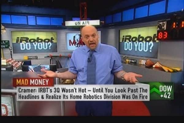 Cramer's robot revolution