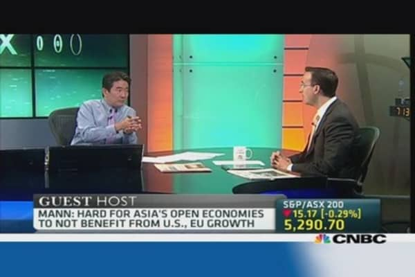 Foreign demand to lift Asia growth: StanChart