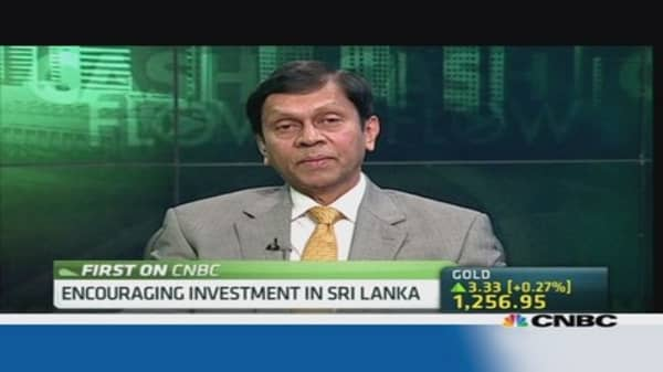 Why Sri Lanka's central bank cut rates this month