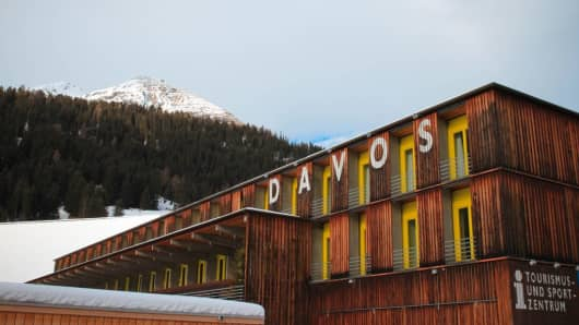 World leaders to gather in Davos, Switzerland this week for the annual WEF meetings.