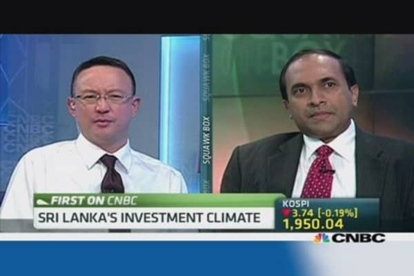 Colombo Stock Exchange CEO sees more investor interest
