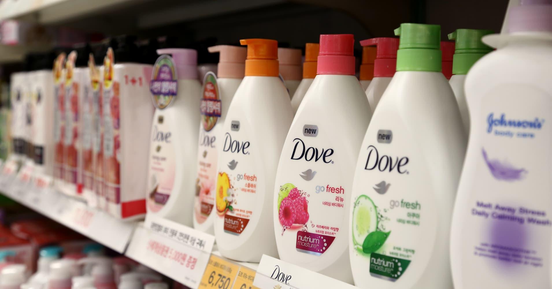 Unilever picks Rotterdam over London as corporate HQ
