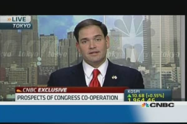 US Senator Marco Rubio embarks on Asia trip
