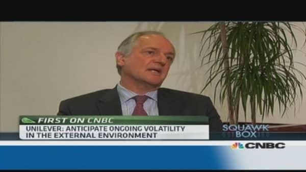 'Significant slowdown in major EMs': Unilever CEO