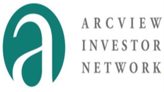 ArcView logo