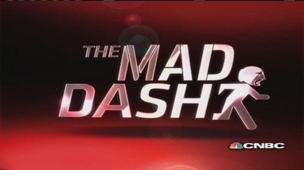 Cramer's Mad Dash: Alcoa on' warpath'