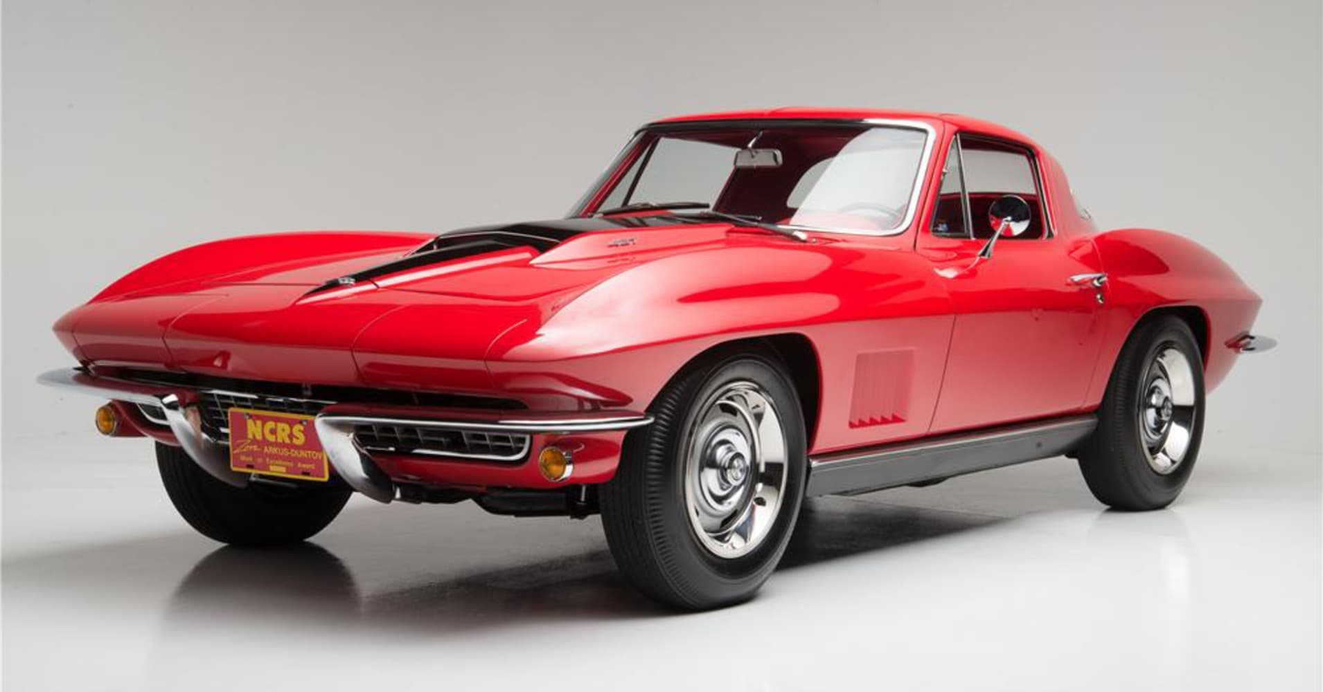 $3.8 million Corvette boosts muscle car market
