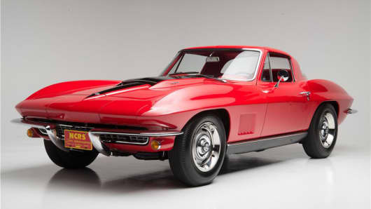1967 Chevrolet Corvette L88 Coupe
