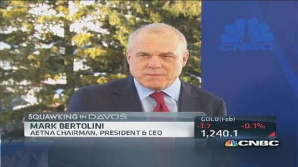 Medicare Advantage is too big now: Aetna CEO