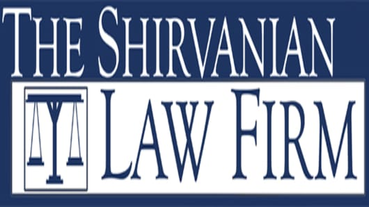 The Shirvanian Law Firm, APLC. Logo
