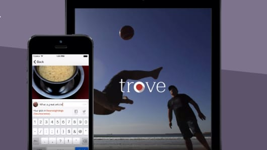 Trove.com app