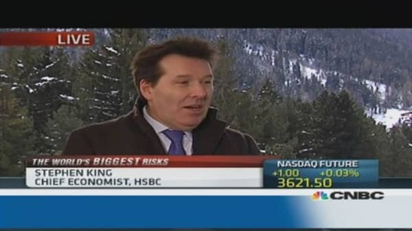 Be prepared for low inflation in 2014: HSBC's King