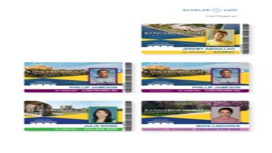 Kingsborough Community College ID Cards