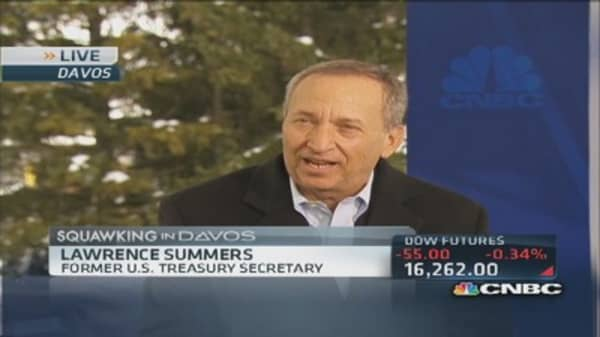We completely avoided a depression: Summers