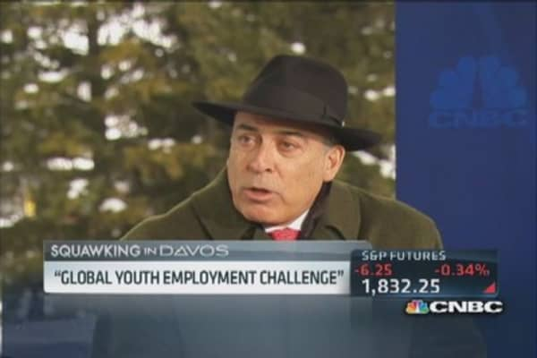Focus on global youth employment: WEF