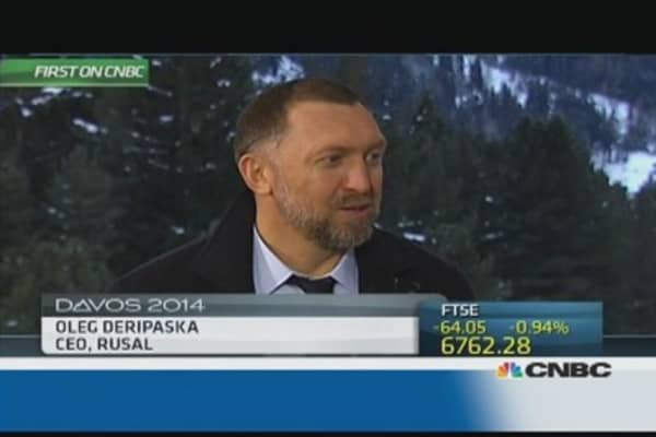 Metal sector needs 'discipline': Rusal CEO