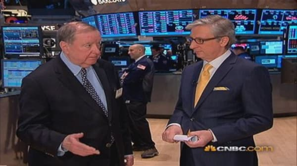 Cashin says: 'Lunar New Year an excuse' for China's problems