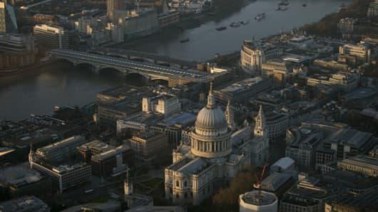 The City of London, U.K.
