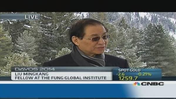 China determined to increase transparency: Mingkang