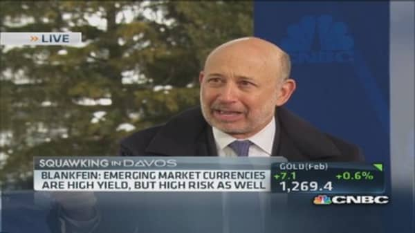 Blankfein's emerging market plays