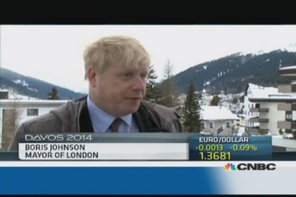 Labour 'bashing' business world: Johnson