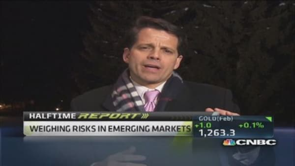 Emerging markets will recover: Pro