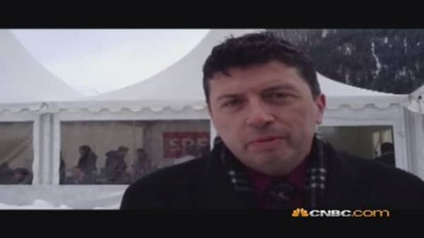 Cox on Davos