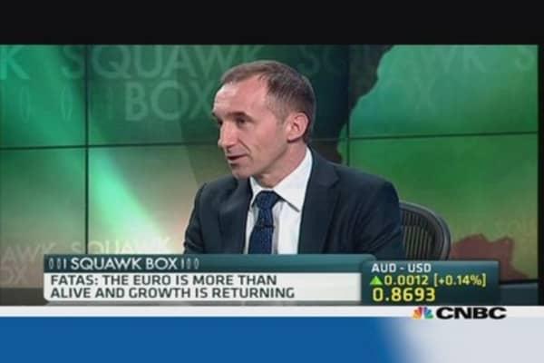 European growth is returning: INSEAD