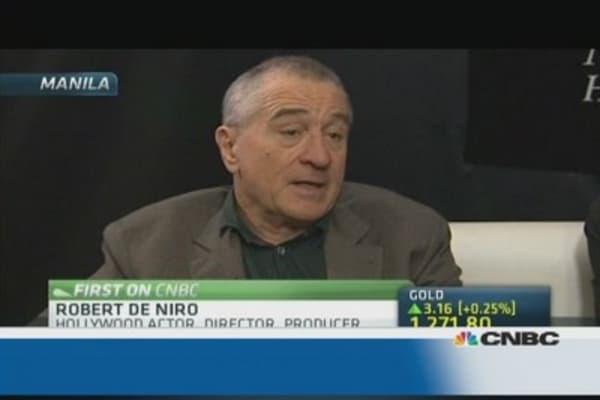 De Niro, Teper: Why Nobu is coming to Asia