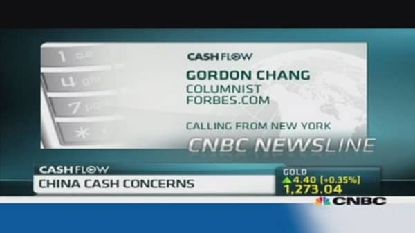 Chang: PBOC's maintenance reason is 'preposterous'
