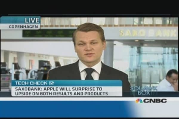 Apple will surprise to the upside: Pro