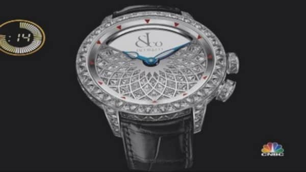 X-rated watches worth millions