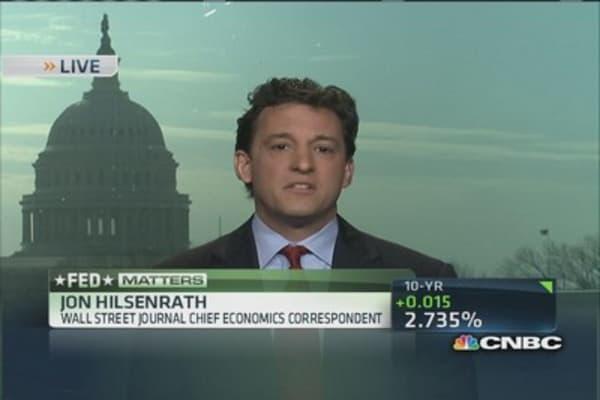 Fed prepared for emerging markets: Liesman