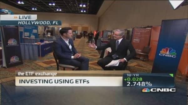Investing using ETFs