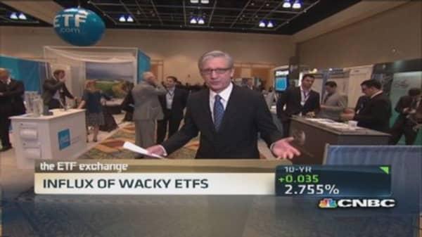 Pisani's favorite 'wacky' ETF: Nashville Area (NASH)