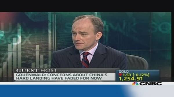 Relax, China's credit squeeze isn't new: S&P