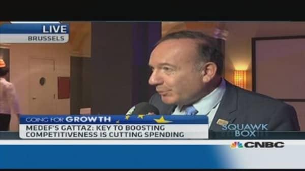 Hollande understands reality of business: MEDEF