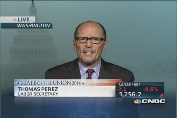 Perez: Education is the great equalizer