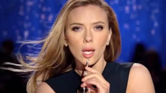 Scarlett Johansson stars in a SodaStream Super Bowl ad.
