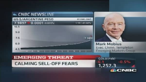 Taper talks gives hot global bond market 'cold feet'