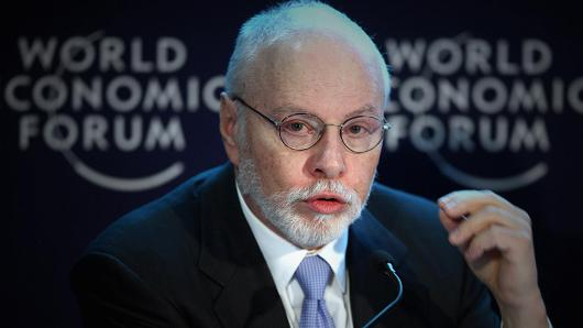 Paul Singer, principal of Elliot Management.