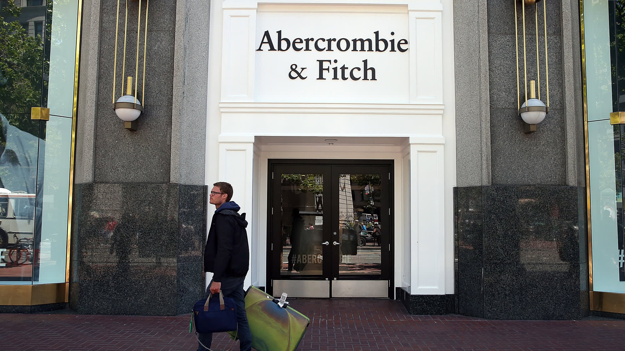 Abercrombie Fitch To Close 60 More Stores