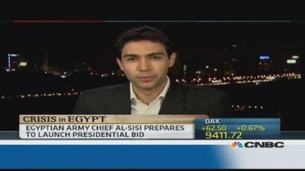 Egypt: El-Sisi to announce presidential bid