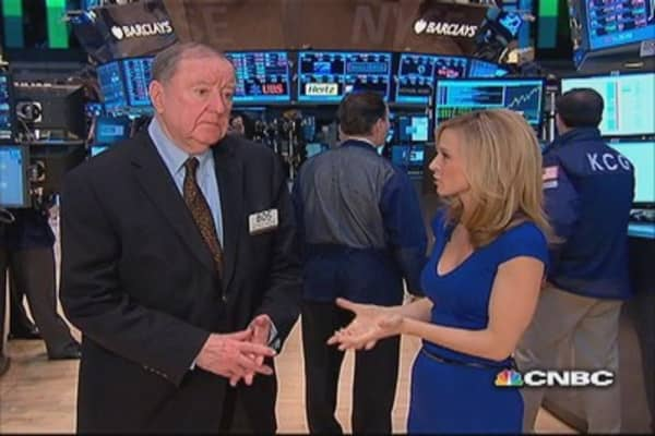 Cashin says keep an eye on volatility after FOMC